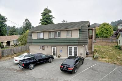 McKinleyville Multi Family Home For Sale: 1153 Central Avenue