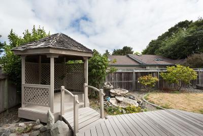 Eureka Single Family Home For Sale: 1813 Huntoon Street