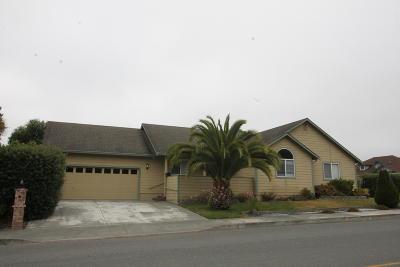 Eureka Single Family Home For Sale: 5005 Lundblade Drive