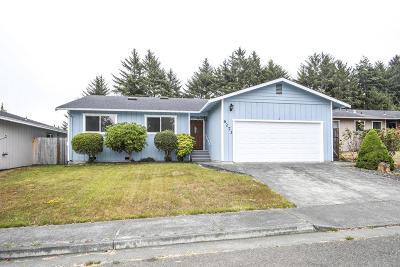 Eureka Single Family Home For Sale: 6273 Pryor Street
