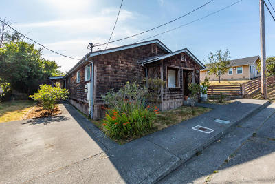 Arcata Single Family Home For Sale: 2067 Eastern Avenue