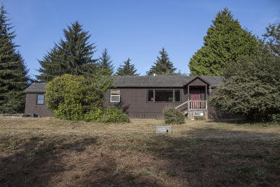 McKinleyville Single Family Home For Sale: 2190 Hooven Road