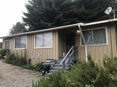 Fortuna Multi Family Home For Sale: 360 Strawberry Lane