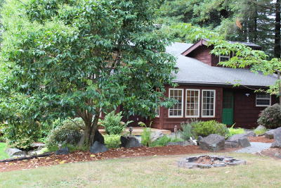 McKinleyville Single Family Home For Sale: 154 Cookhouse Spring Lane