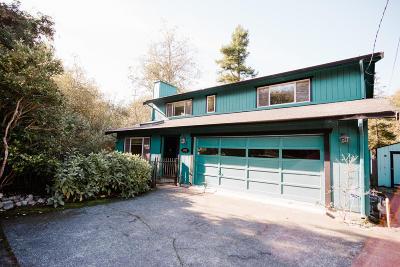 Eureka Single Family Home For Sale: 1322 Sunny Avenue