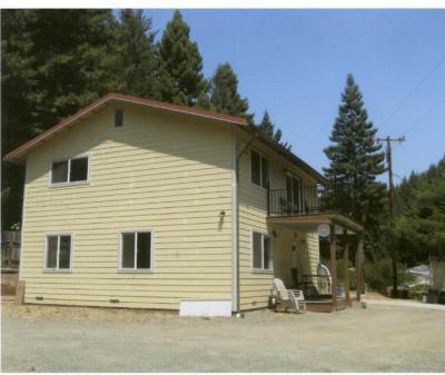 Whitethorn  Single Family Home For Sale: 450 Harris Creek Road
