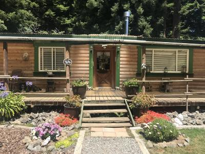 Eureka Single Family Home For Sale: 4815 Cummings Road