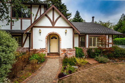 McKinleyville Single Family Home For Sale: 1239 McCartney Lane