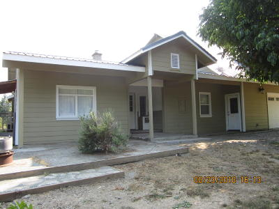Myers Flat CA Single Family Home For Sale: $349,000
