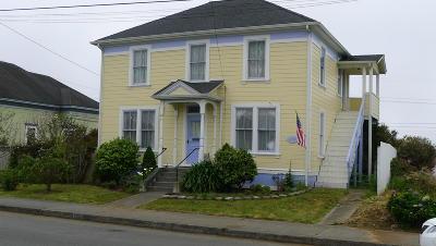 Eureka Single Family Home For Sale: 2514 C Street