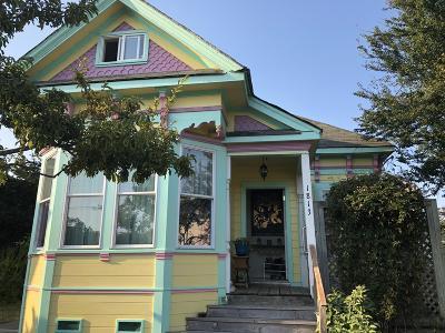 Eureka Single Family Home For Sale: 1813 3rd Street