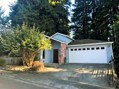 Arcata Single Family Home For Sale: 475 Forest Avenue