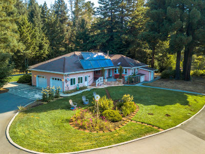McKinleyville Single Family Home For Sale: 4636 Old Railroad Grade Road