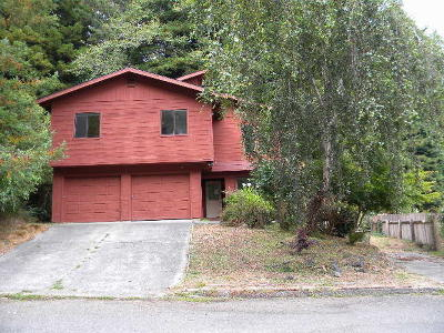 Arcata Multi Family Home For Sale: 750 Beverly Way