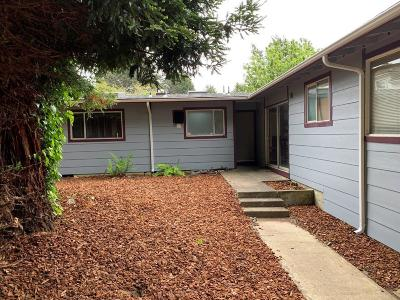 Arcata Single Family Home For Sale: 767 Park Avenue