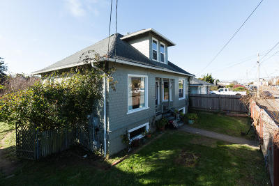 Eureka Single Family Home For Sale: 3214 D Street