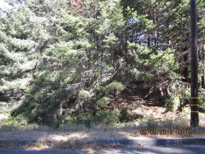 Whitethorn CA Residential Lots & Land For Sale: $20,000