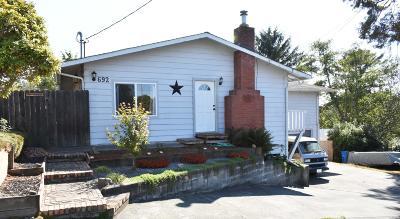 Eureka Single Family Home For Sale: 692 Gatliff Avenue