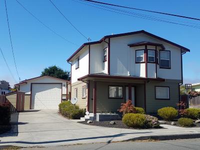 Eureka Single Family Home For Sale: 3402 /3404 California Street