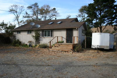 Fortuna Single Family Home For Sale: 1489 River Bar Road
