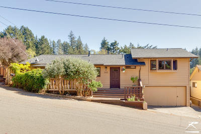 Fortuna Single Family Home For Sale: 233 Newell Drive