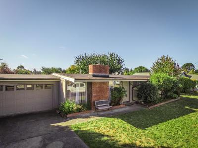 Eureka Single Family Home For Sale: 2288 Hillcrest Avenue