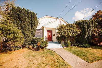 Eureka Single Family Home For Sale: 2121 F Street