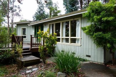 Arcata Multi Family Home For Sale: 577 A & B Bayside Road