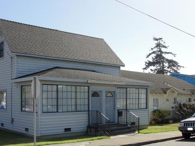 Fortuna Single Family Home For Sale: 1555 L Street