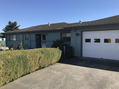 Fortuna Single Family Home For Sale: 2881 Drake Hill Road