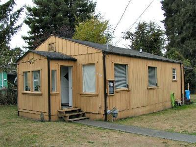 Eureka Single Family Home For Sale: 4342 Walnut Drive
