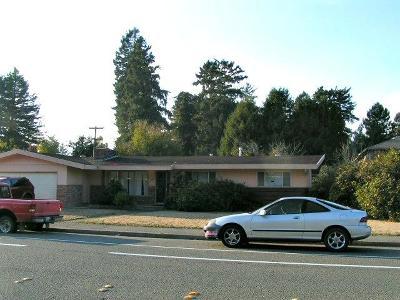 Eureka Single Family Home For Sale: 4340-4342 Walnut Drive