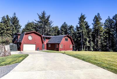 Eureka Single Family Home For Sale: 7469 Berta Road