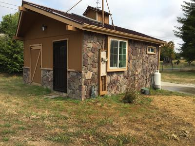 Fortuna Single Family Home For Sale: 2517 Loop Road
