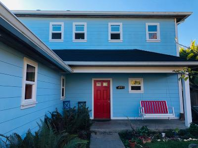 Arcata Single Family Home For Sale: 1203 Lincoln Avenue
