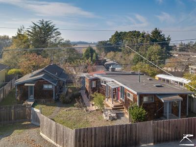 Arcata, Bayside Single Family Home For Sale: 2257 Western Avenue