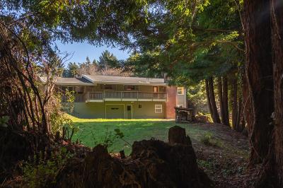 Eureka Single Family Home For Sale: 4886 Herron Road