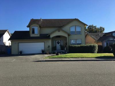 Eureka Single Family Home For Sale: 5325 Bay Point Court