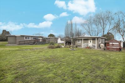 Eureka Single Family Home For Sale: 1101 Bay Street