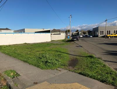 Eureka CA Commercial For Sale: $130,000