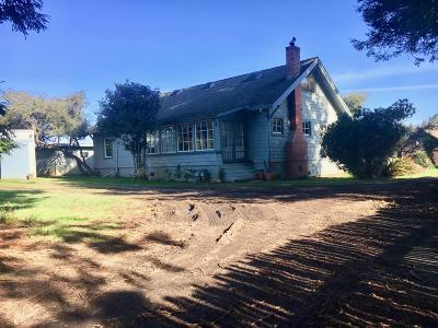 McKinleyville CA Single Family Home For Sale: $535,000