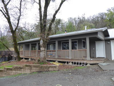 Garberville Single Family Home For Sale: 2722 Island Mountain Road