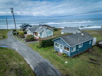 Trinidad Single Family Home For Sale: 224 Beach Drive