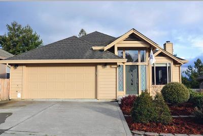 Eureka Single Family Home For Sale: 2211 Briarwood Circle