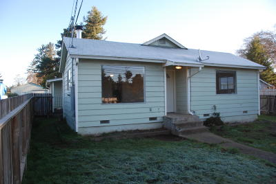 Mckinleyville Single Family Home For Sale: 2101 Sutter Road