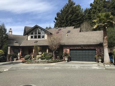 Eureka Single Family Home For Sale: 4500 Cedar Street