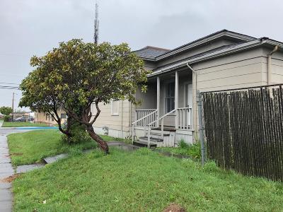 Eureka Single Family Home For Sale: 2104 2nd Street