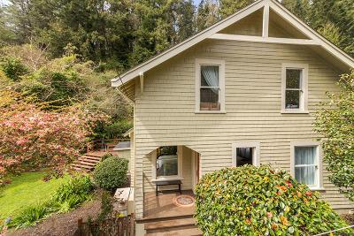 Fortuna Single Family Home For Sale: 1218 Home Avenue