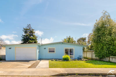 Arcata Multi Family Home For Sale: 1321 Grant Avenue