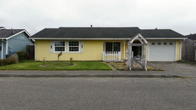 Fortuna Single Family Home For Sale: 809 Barry Avenue